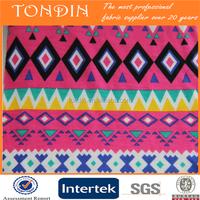 95%rayon 5% spandex fabric/100% rayon jersey / polyester rayon jersey knit fabric