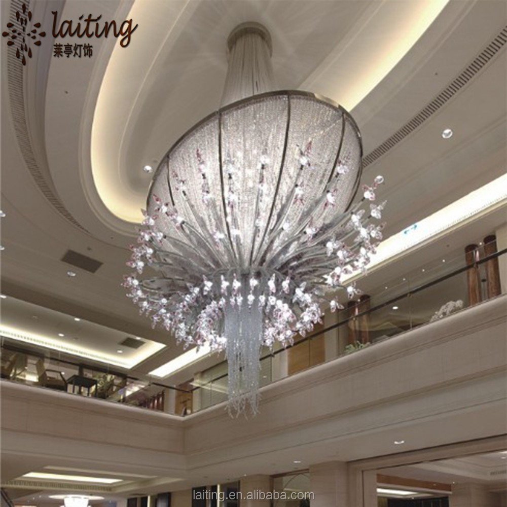 Modern Big Chandelier Manufacturers,Villa Chandelier Customizer ...