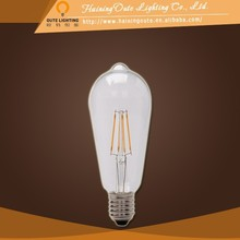 Factory directly sales supply vintage bulb 360 degree led filament