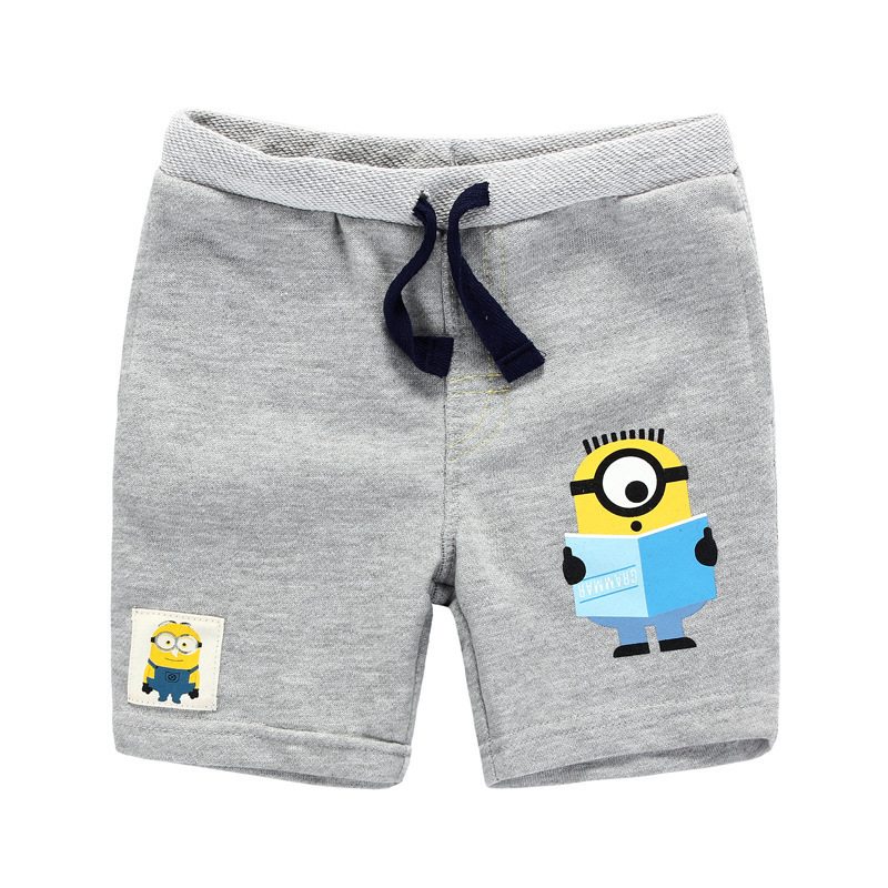 c996153226 Buy Children Cartoon Boys Swimming Trunks Elastic Waist Kids Beach Shorts  Summer Board Shorts Fashion Minions Clothes For 2-7 Old in Cheap Price on  Alibaba. ...