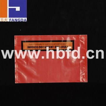 self adhesive air waybill pouch bulk - factory