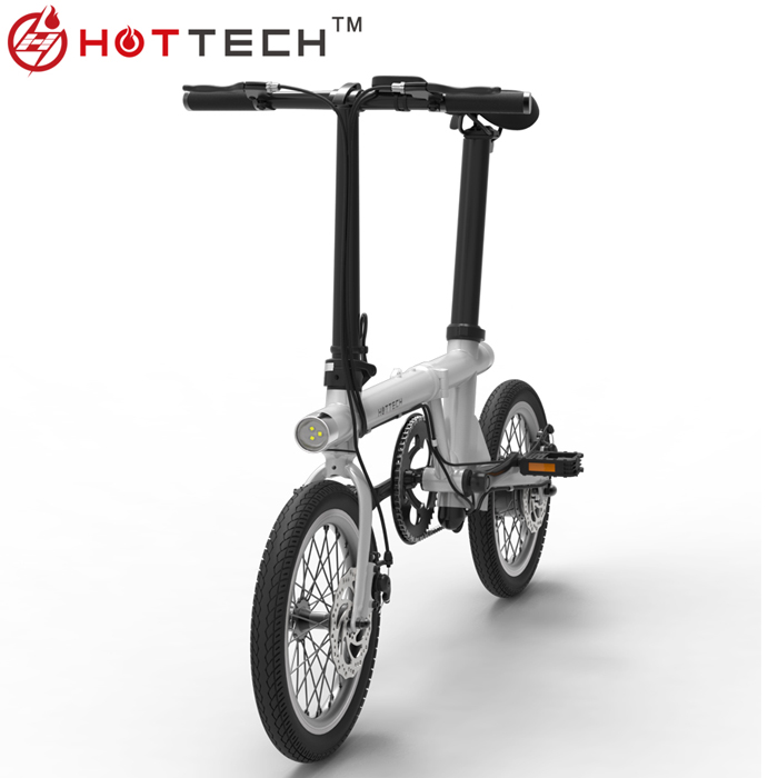 2018 New Inventions Folding Exercise <strong>Bike</strong> with Battery Charger