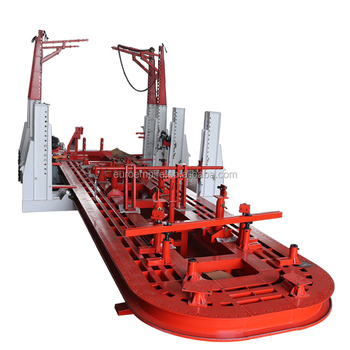 Es5011 Alibaba China Machinery Ce Approved Truck Frame