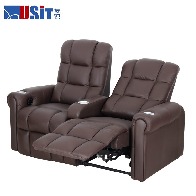 USIT UV822A power double loverseat recliner sofa,recliner