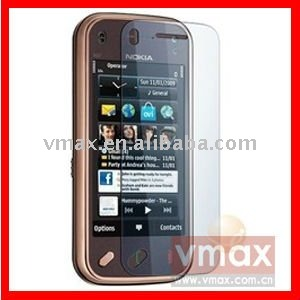 Anti reflection screen protector for nokia mini n97
