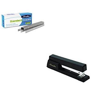 KITSWI35108SWI76701 - Value Kit - Swingline Premium Commercial Full Strip Stapler (SWI76701) and Swingline S.F. 1 Standard Economy Chisel Point 210 Full Strip Staples (SWI35108)
