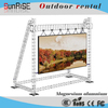 alibaba express most popular videowall outdoor 4.81mm jumbotron hot video player sale