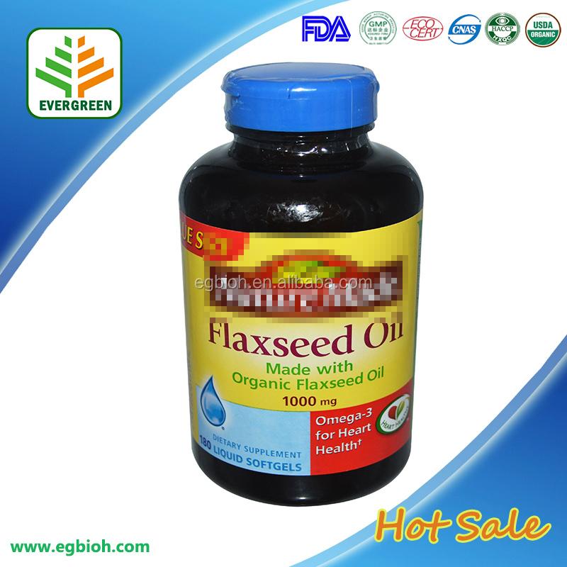 C psula de aceite de linaza natural aceite de linaza - Precio aceite de linaza ...