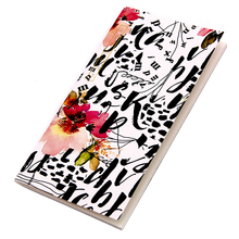 Gestippelde journal gerecycled journal planner organizer kleine <span class=keywords><strong>register</strong></span> note book