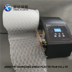 Mini Desktop Air Cushion Filling Machine Applied For Various Types Of Air Cushion Films