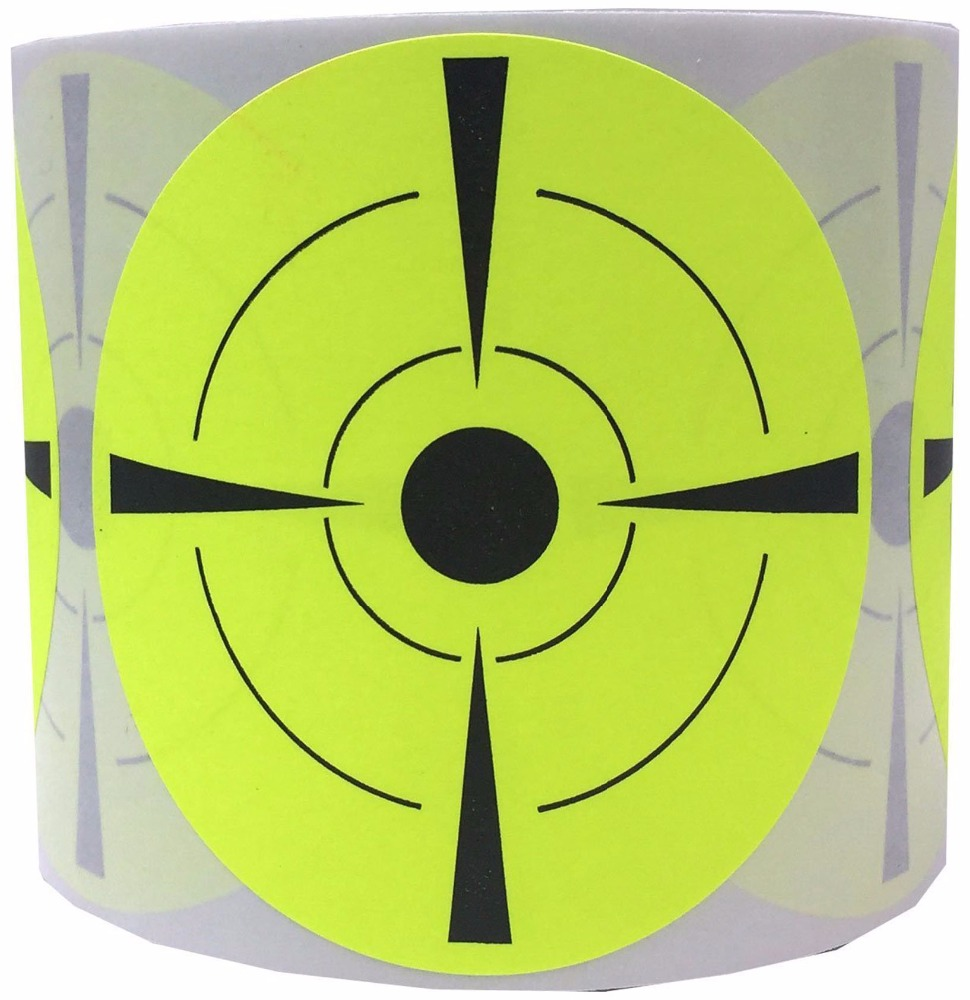 Target Stickers #1 Rated Self Adhesive Targets for Shooting   We Offer the Highest Quality Adhesive Shooting фото