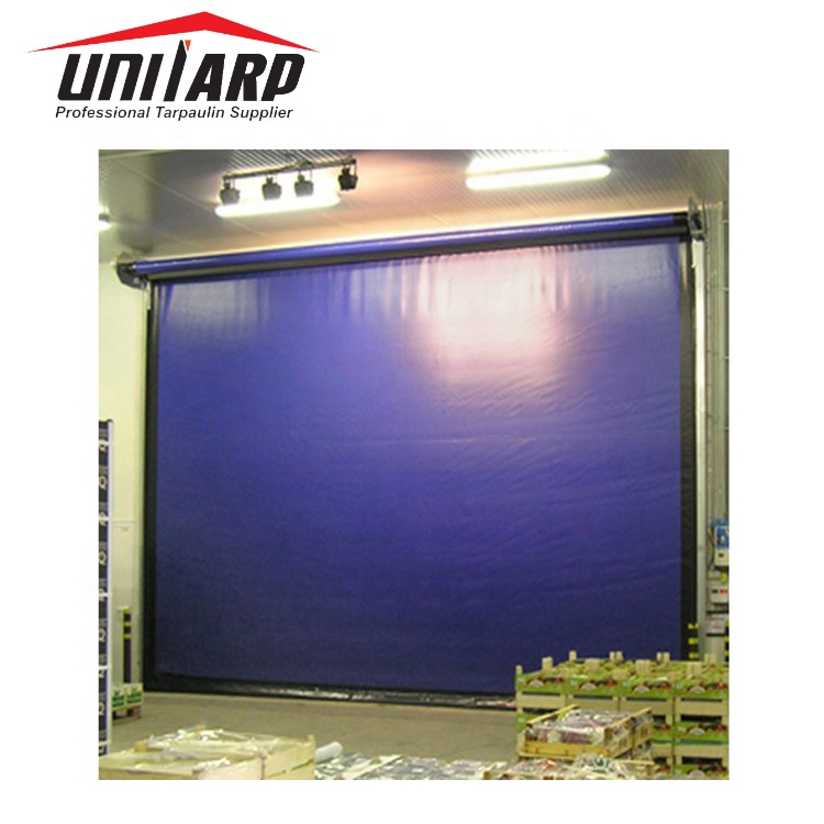 Windproof Windbreak Pvc Vinyl Fabric For High Speed Door - Buy Pvc Door  Fabric,High Speed Door Fabric,High Speed Door Pvc Fabric Product on