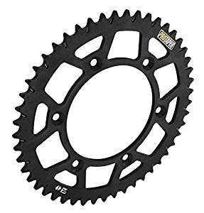 ProTaper 033389 Race Spec Aluminum Rear Sprocket - Black - 39T, Material: Aluminum, Sprocket Position: Rear, Sprocket Size: 415, Color: Black, Sprocket Teeth: 39