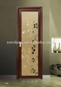 Taille standard verre aluminium salle de bains porte buy product on alibaba - Porte verre salle de bain ...