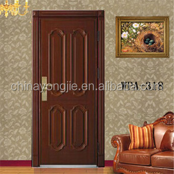 Alibaba China steel wooded armor door Round top exterior entry door & Alibaba China Steel Wooded Armor Door Round Top Exterior Entry Door ...