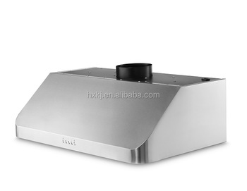 Commercial Stainless Steel Chimney Hood Kitchen Aire Range Hood