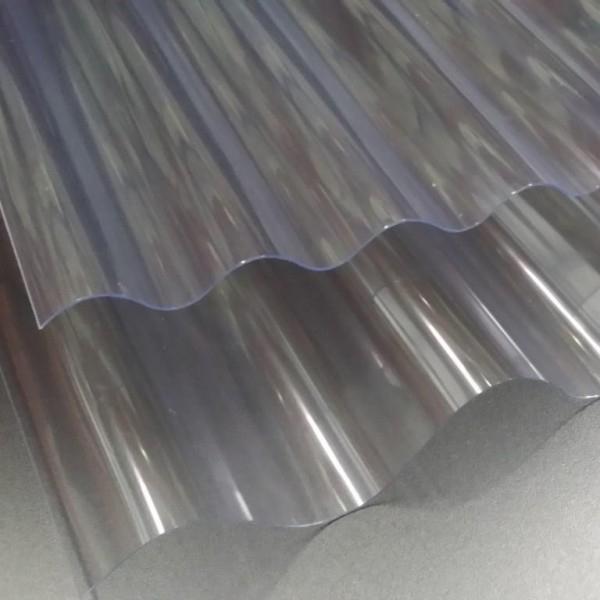 Policarbonato corrugado l minas para techos de pl stico - Techos de plastico ...