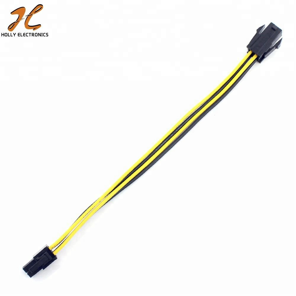 Case desktop ATX power on switch cable reset with HDD LED light for PC HICA HV