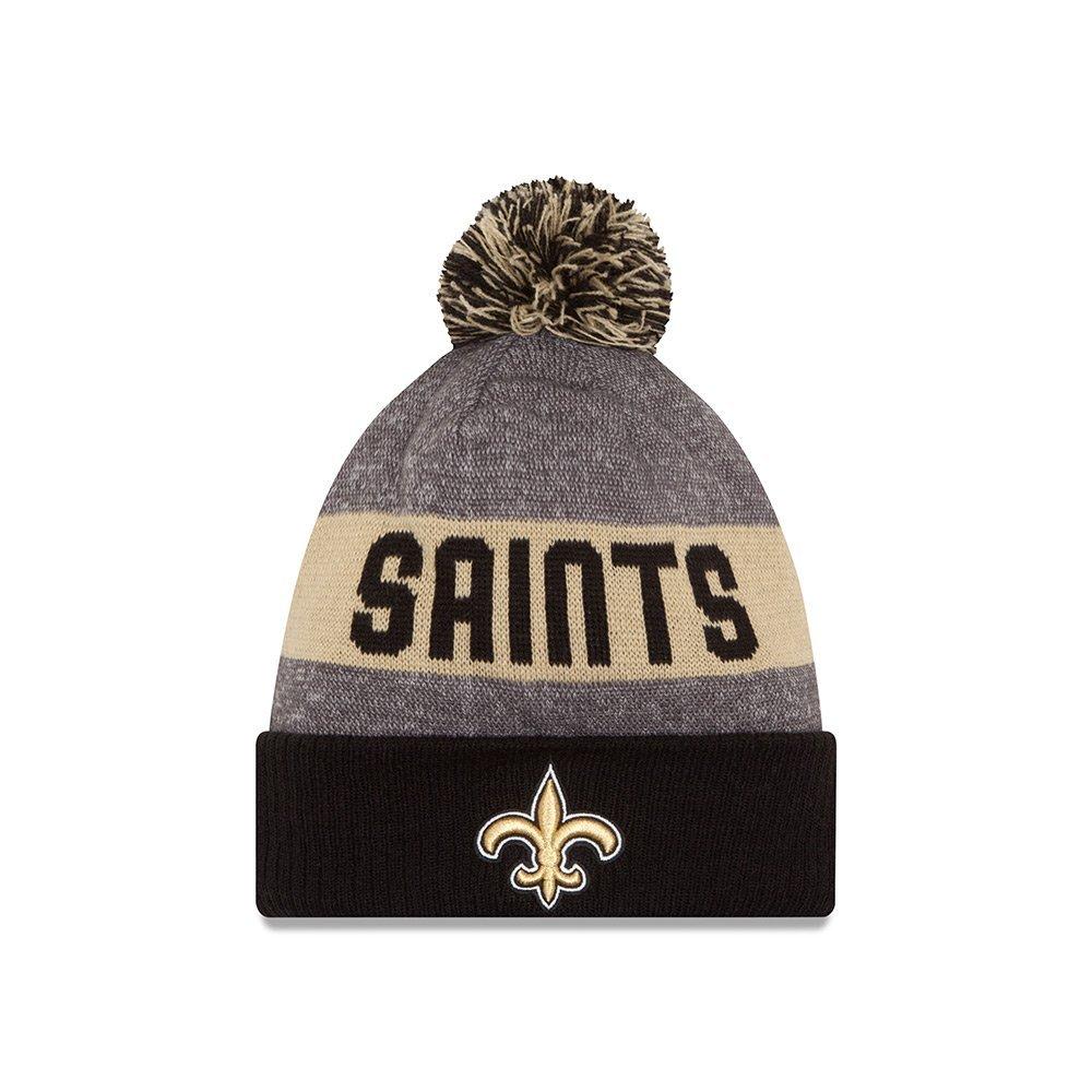 3ced3b58af9 Buy New Orleans Saints New Era 2016 NFL Official Sideline Sport Knit ...