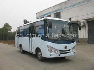 New man series 7 meter public transport bus