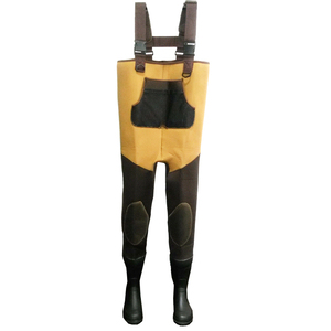 Hotsales Customized breathable Hunting Neoprene Fishing Chest Waders