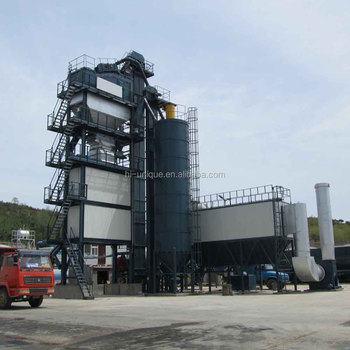 Low Price LB2500 Large Bitumen Asphalt Mixing Plant with High Quality