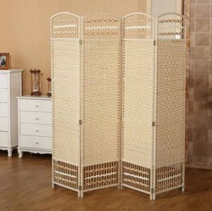 Paravant Magnetic Portable Retrantable Chain Room Divider
