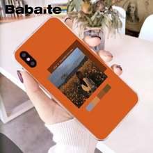 Babaite цветочный винтажный летний отличный эстетический чехол для телефона для iphone XS Max 6 6S 7 7plus 8 8Plus 5 5S XR 11 11pro 11promax(Китай)