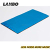 Self adhesive Aluminum foil foam rubber insulation sheet,Lanbo car sound proofing /heat insulation/virbration damping mat