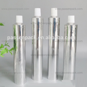 High quality food aluminum tube 100ml