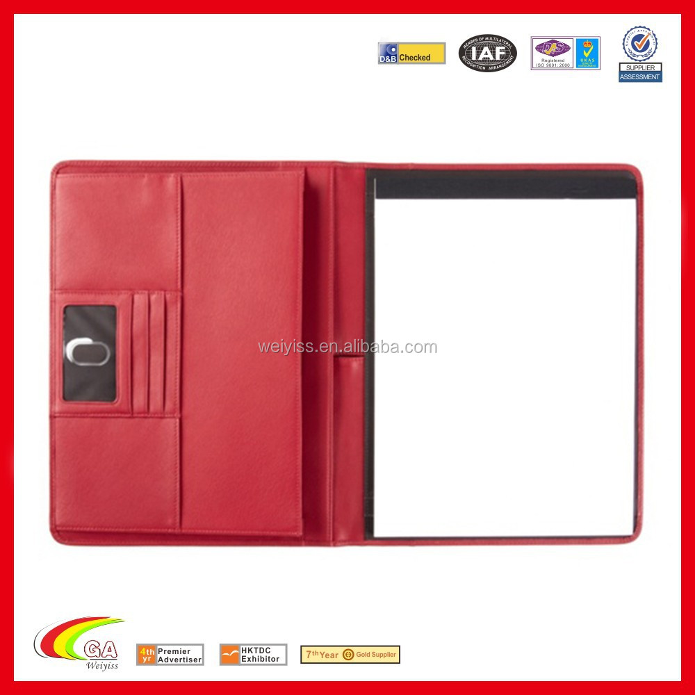 Leather portfolio cases business portfolios folders embossed with - Hardcover Folders Leather Portfolio Folders Hardcover Folders Leather Portfolio Folders Suppliers And Manufacturers At Alibaba Com