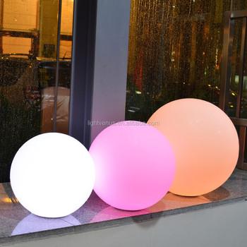 Battery Operated Glow Ball Light Globe Lights