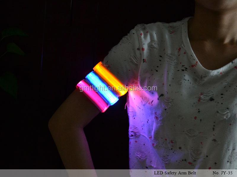 Figure_LED Safety Arm Belt_JY-35_11