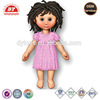 Eco-friendly Material Customized 12 inch Vinyl Baby Dolls