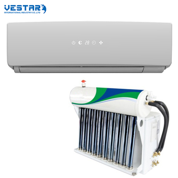 House use best 18000 btu solar air conditioner hybrid