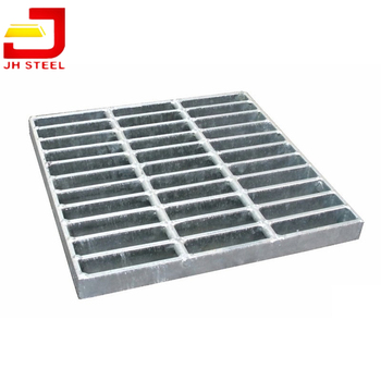Rainwater Drainage Ditch Anti0theft Cover Steel Grating