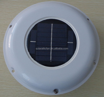 Solar vent fan automatic ventilator for caravan boat - Solar powered extractor fan bathroom ...