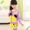 Long Sleeve Fancy High quality cotton Children Hoodies With Hood for Kids