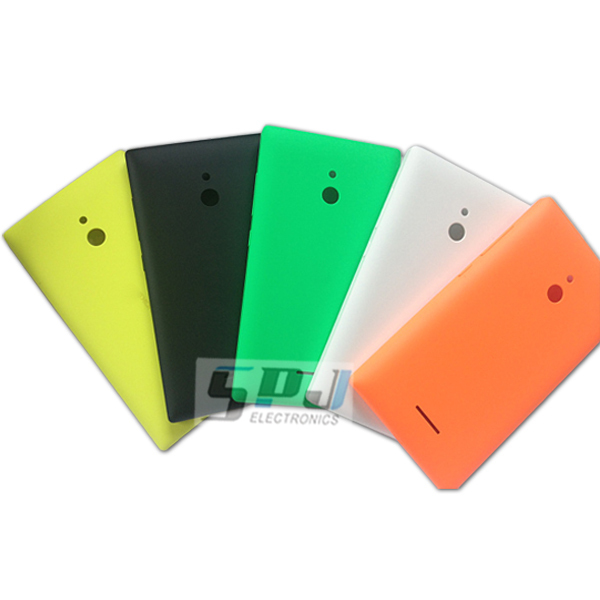 the latest d1ed8 ba25b Original new Back battery cover housing with side button sets for Nokia XL  RM-1030 RM-1042,black,green,yellow,Orange,white,blue