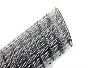 hot sale steel construction brc welded wire mesh