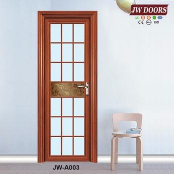 Aluminum Frame Glass Doorbathroom Doorcheap Price Buy Glass