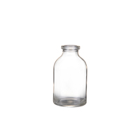 Most popular 62.8mm height 30ml pharmaceutical glass vial