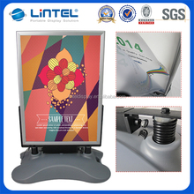 china good quality LED poster board easel To Philippines