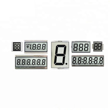 Hoge kwaliteit custom tn segment 30 pin lcd, <span class=keywords><strong>oem</strong></span> segment display custom, zeven segment display