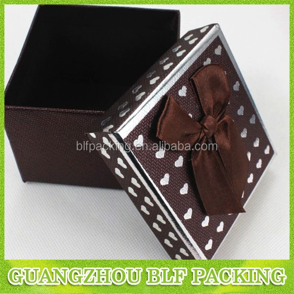 BLF-GB663 square cardboard custom luxury candle packaging