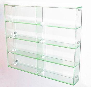 Customized Plastic BookshelfAcrylic Bookcase