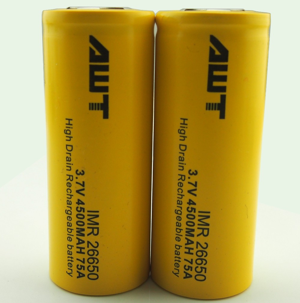 Top Selling Products In Alibaba Awt 26650 4500mah 75a Li