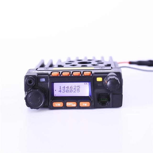Rádio móvel mais popular qyt kt-7900d
