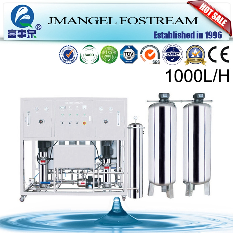 Easy to operate drinking water treatment guangzhou/small size water making system/water separating system