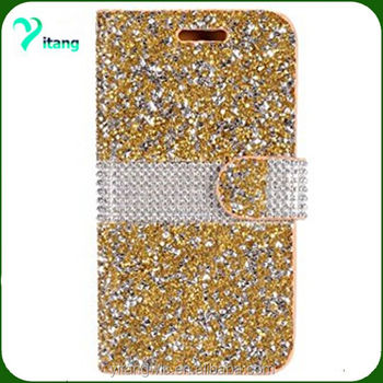 quality design 49507 d1cf3 For Lg Stylo 2 / Ls775 2in1 Bling Diamonds Leather Flip Wallet Cover Case -  Buy Leather Case For Lg Stylo2,Flip Cover Case For Lg Stylo2,2in1 Diamond  ...